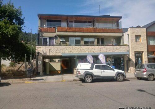 VENTA DEPARTAMENTO CÉNTRICO -EDIFICIO ALTO ROCA, San Martín de los Andes