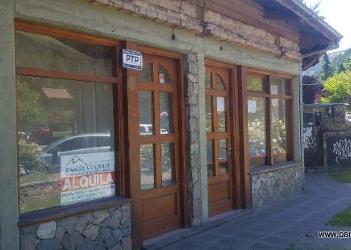 ALQUILER PERMANENTE LOCAL COMERCIAL, San Martín de los Andes.